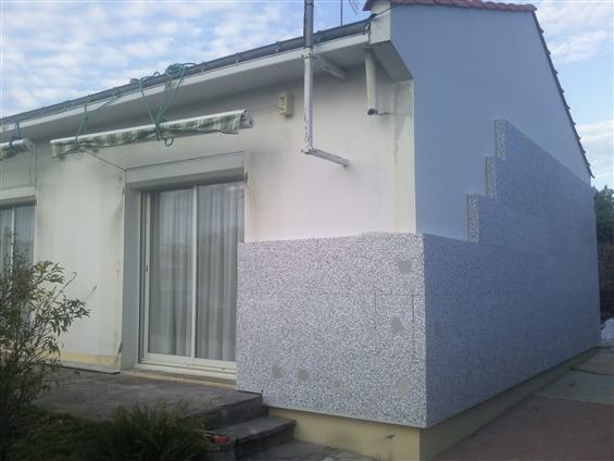 isolation thermique extérieur à Saint Brévin les Pins 44250 en cour