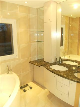 Aménagement de salle de bain - CHATEAU THEBAUD 44690