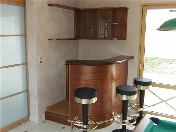 bar de salon -
