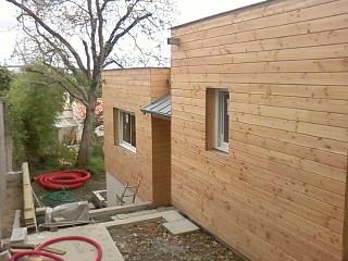 Bardage et construction à Bouguenais 44340.