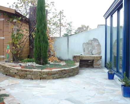 Aménagement paysager à Saint Brévin Les Pins 44250.